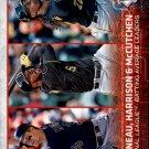 2015 Topps 127 Andrew McCutchen/Justin Morneau/Josh Harrison LL