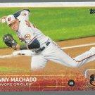2015 Topps 136A Manny Machado