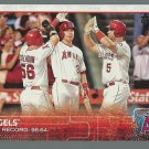 2015 Topps 223 Los Angeles Angels