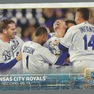 2015 Topps 258 Kansas City Royals