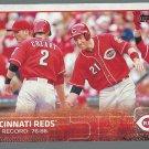 2015 Topps 277 Cincinnati Reds