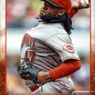 2015 Topps 375A Johnny Cueto