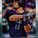 2015 Topps 384 Justin Ruggiano