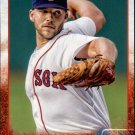 2015 Topps 433 Justin Masterson