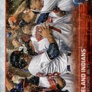 2015 Topps 548 Cleveland Indians