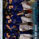 2015 Topps 669 Tampa Bay Rays