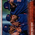 2015 Topps 696 Boston Red Sox