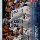 2015 Topps 698 Texas Rangers