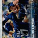 2015 Topps 701 Milwaukee Brewers