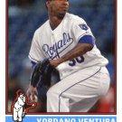 2015 Topps Archives 144 Yordano Ventura