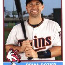 2015 Topps Archives 155 Brian Dozier