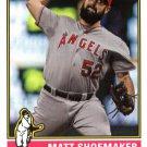 2015 Topps Archives 183 Matt Shoemaker