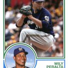 2015 Topps Archives 204 Wily Peralta