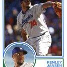 2015 Topps Archives 211 Kenley Jansen