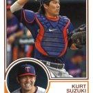 2015 Topps Archives 219 Kurt Suzuki