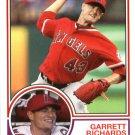 2015 Topps Archives 245 Garrett Richards