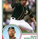 2015 Topps Archives 254 Sean Doolittle