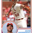 2015 Topps Archives 263 Adam Wainwright