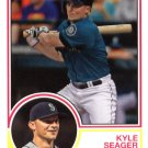 2015 Topps Archives 268 Kyle Seager