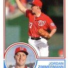 2015 Topps Archives 269 Jordan Zimmermann
