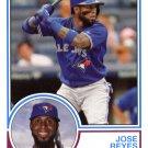 2015 Topps Archives 274 Jose Reyes