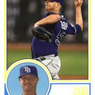 2015 Topps Archives 278 Alex Cobb