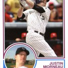 2015 Topps Archives 287 Justin Morneau
