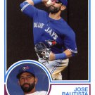 2015 Topps Archives 291 Jose Bautista