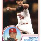 2015 Topps Archives 298 Trevor Rosenthal