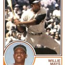2015 Topps Archives 300 Willie Mays