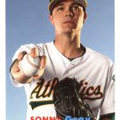 2015 Topps Archives 56 Sonny Gray