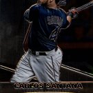 2015 Panini Prizm 39 Carlos Santana
