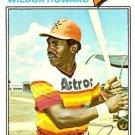 1977 Topps 248 Wilbur Howard