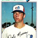 1977 Topps 252 Dale Murray
