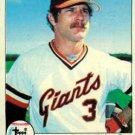1979 Topps 256 Mike Sadek