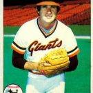 1979 Topps 311 Gary Lavelle
