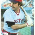 1979 Topps 618 Jerry Remy