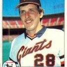 1979 Topps 672 Ed Halicki
