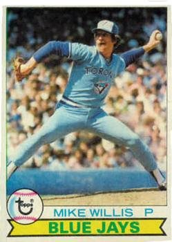 1979 Topps 688 Mike Willis
