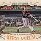 2016 Topps Gypsy Queen Walk-Off Winners GWO-2 Manny Machado