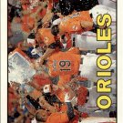 2016 Topps Heritage 341 Baltimore Orioles