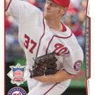 2014 National League All-Stars Topps NL8 Stephen Strasburg