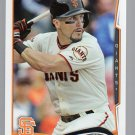 2014 Topps 303 Andres Torres