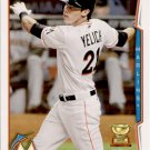 2014 Topps 358A Christian Yelich