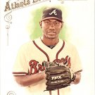 2014 Topps Allen and Ginter 229 Julio Teheran