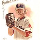 2014 Topps Allen and Ginter 91 Clay Buchholz