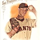 2014 Topps Allen and Ginter 96 Madison Bumgarner