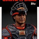 2014 Topps Archives 120 Yadier Molina