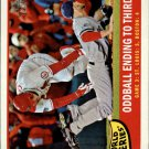 2014 Topps Heritage 134 World Series Game 3