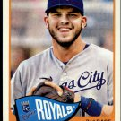2014 Topps Heritage 299 Mike Moustakas